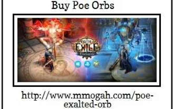 New Ideas Into Buy Poe Orbs Never Before Revealed