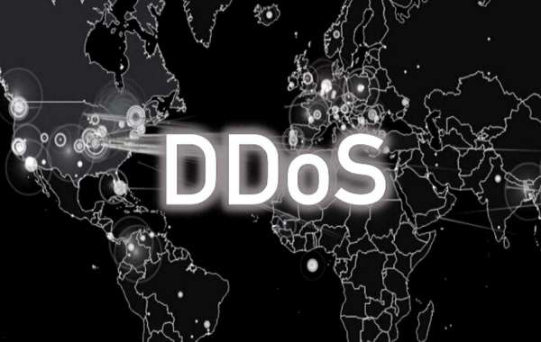 DDoS represents Distributed Denial of Service.