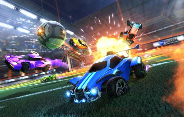 Updates to tournaments and challenges in Rocket League