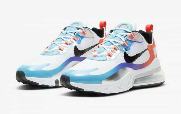 2020 Nike Air Max 270 React Have A Good Game Coming Soon