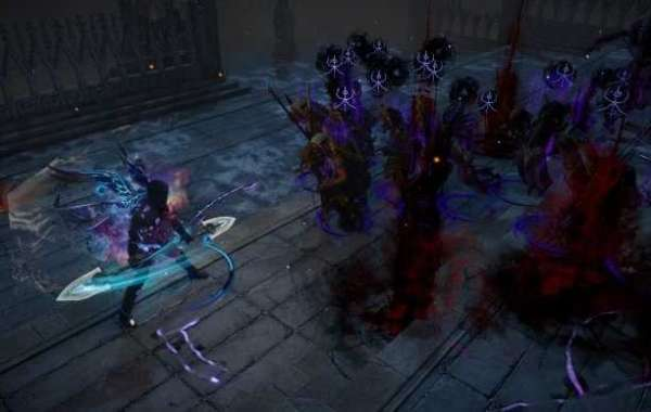 Path of Exile: The famous heist building