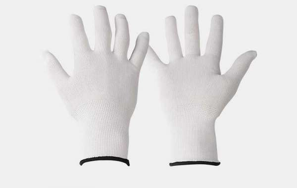 The basic function of knitted work gloves