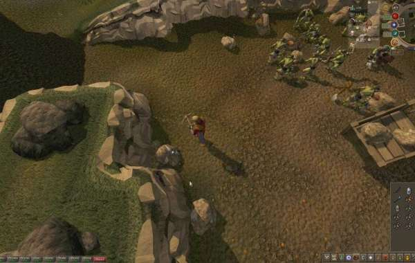 I realized how old OSRS gold is all