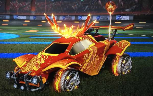 Rocket League is a startlingly simple game