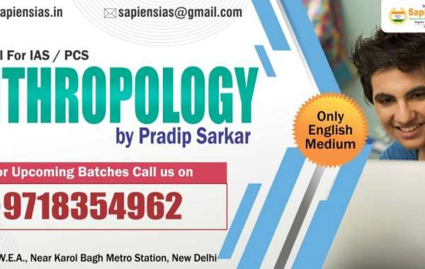 UPSC Anthropology Coaching Institute in India