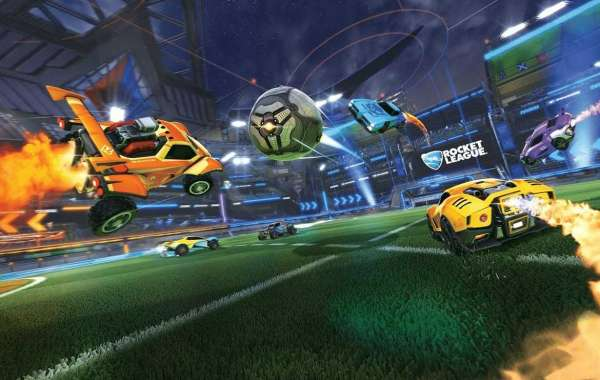 There are many methods to reap items like the Dissolver Rocket League