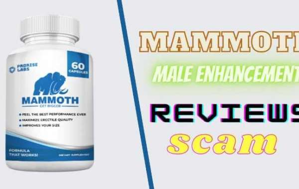 Mammoth Male Enhancement Boost up your performance