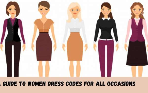 A Guide To Women Dress Codes For All Occasions