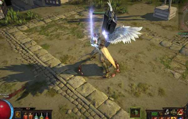 How should a rookie become stronger in Path of Exile