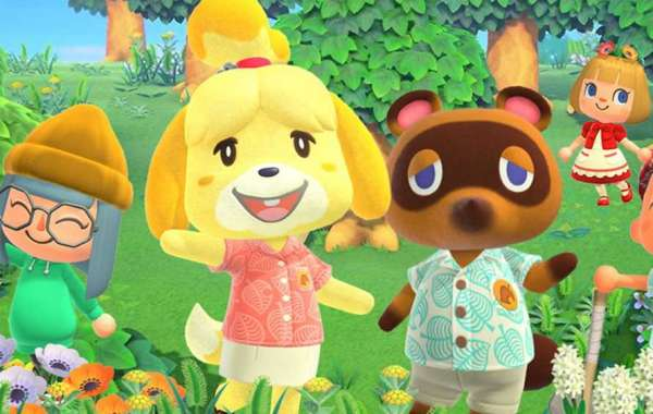 Given his popularity with Animal Crossing