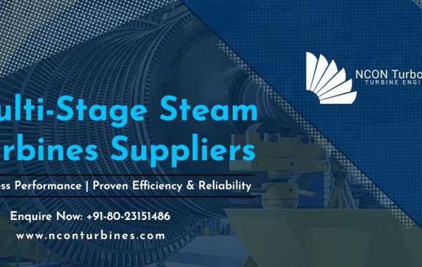 Back Pressure Steam Turbine Manufacturers - NCON Turbo Tech