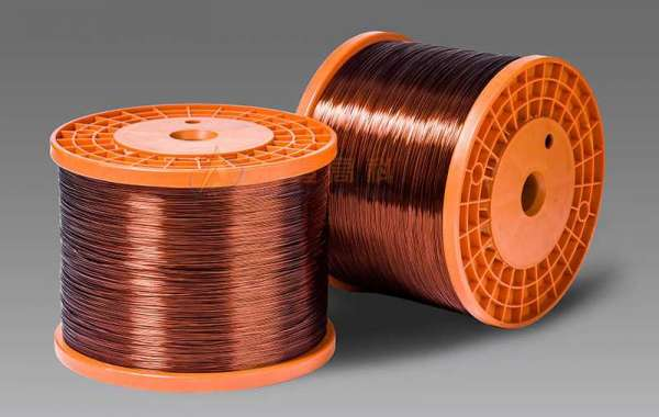 Enameled Copper Wire Is Widely Used In Transformers And Motors