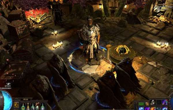 3 professional secrets of the Templar profession in the path of exile