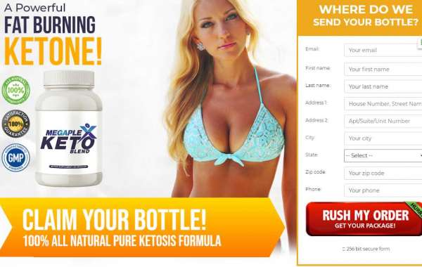 Megaplex Keto All Natural Pure KETOSIS Formula