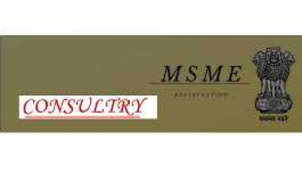 MSME Registration Certificate in Bangalore