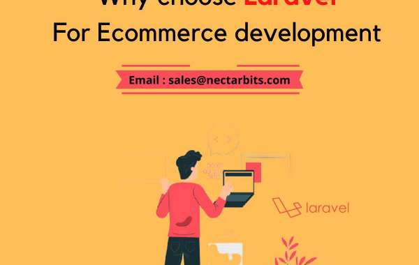 Why  Everyone Choose Laravel for eCommerce Website Development
