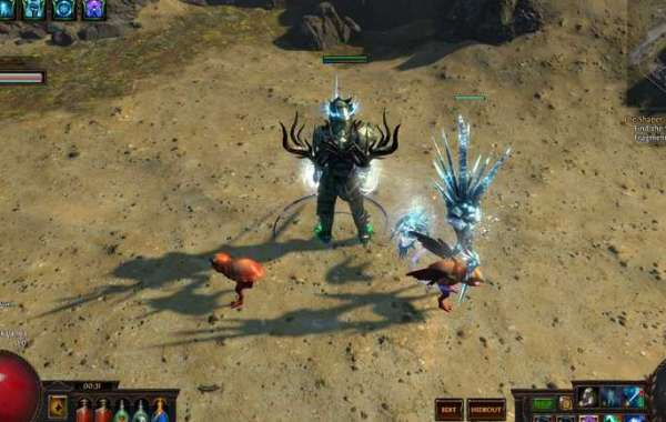 The team form in Path of Exile is free for players to choose